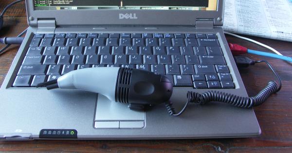 (usb powered vacuum cleaner)